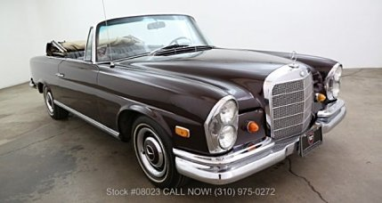 1968 Mercedes-Benz 250SE for sale 100853068