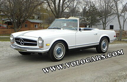 1968 Mercedes-Benz 250SL for sale 100742406