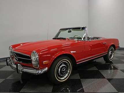 1968 Mercedes-Benz 250SL for sale 100777560