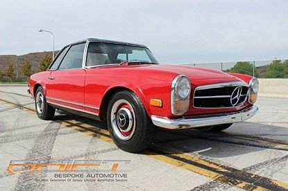 1968 Mercedes-Benz 250SL for sale 100830574