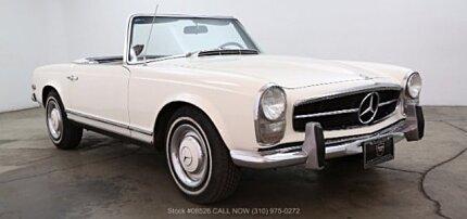 1968 Mercedes-Benz 250SL for sale 100887220