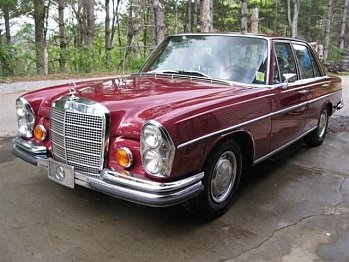 1968 Mercedes-Benz 280S for sale 100828563