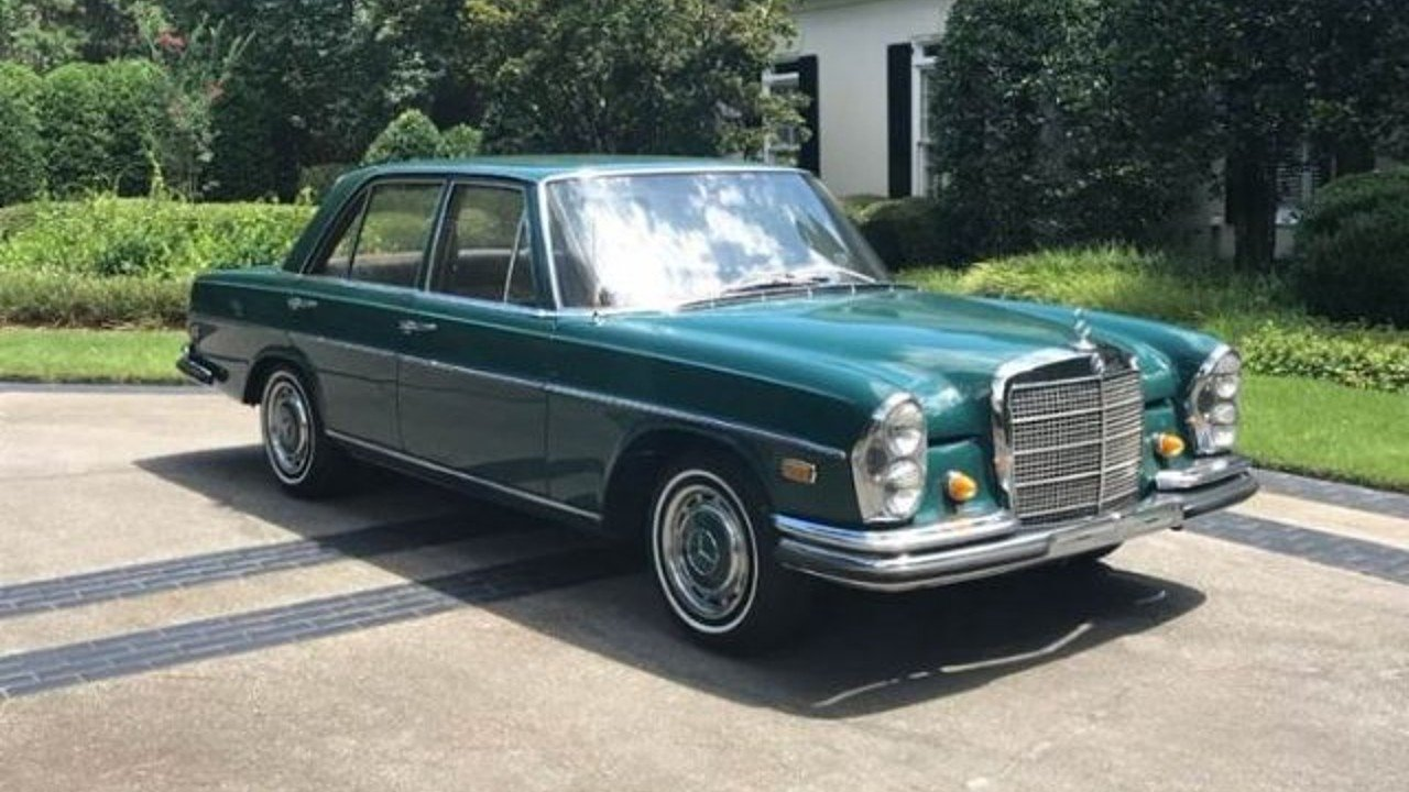 1968 Mercedes-Benz 280S for sale 100971531