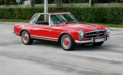1968 Mercedes-Benz 280SL for sale 100737784
