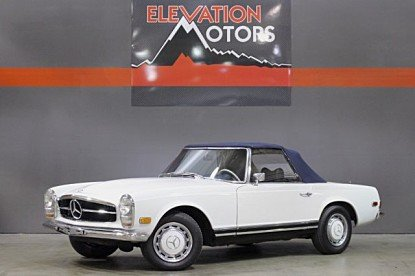 1968 Mercedes-Benz 280SL for sale 100789823