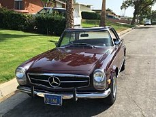 1968 Mercedes-Benz 280SL for sale 100804685