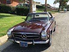 1968 Mercedes-Benz 280SL for sale 100809072