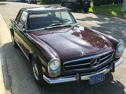 1968 Mercedes-Benz 280SL for sale 100828558