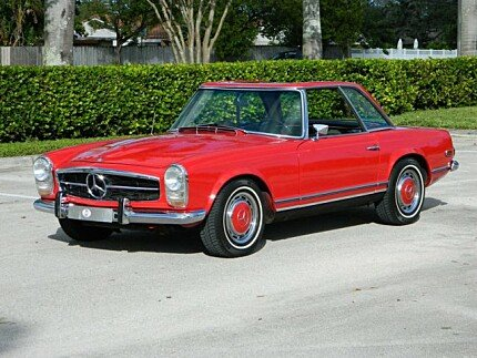 1968 Mercedes-Benz 280SL for sale 100848376