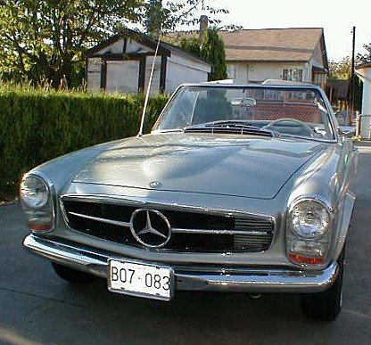 1968 Mercedes-Benz 280SL for sale 100943122
