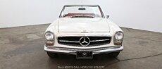 1968 Mercedes-Benz 280SL for sale 100986299