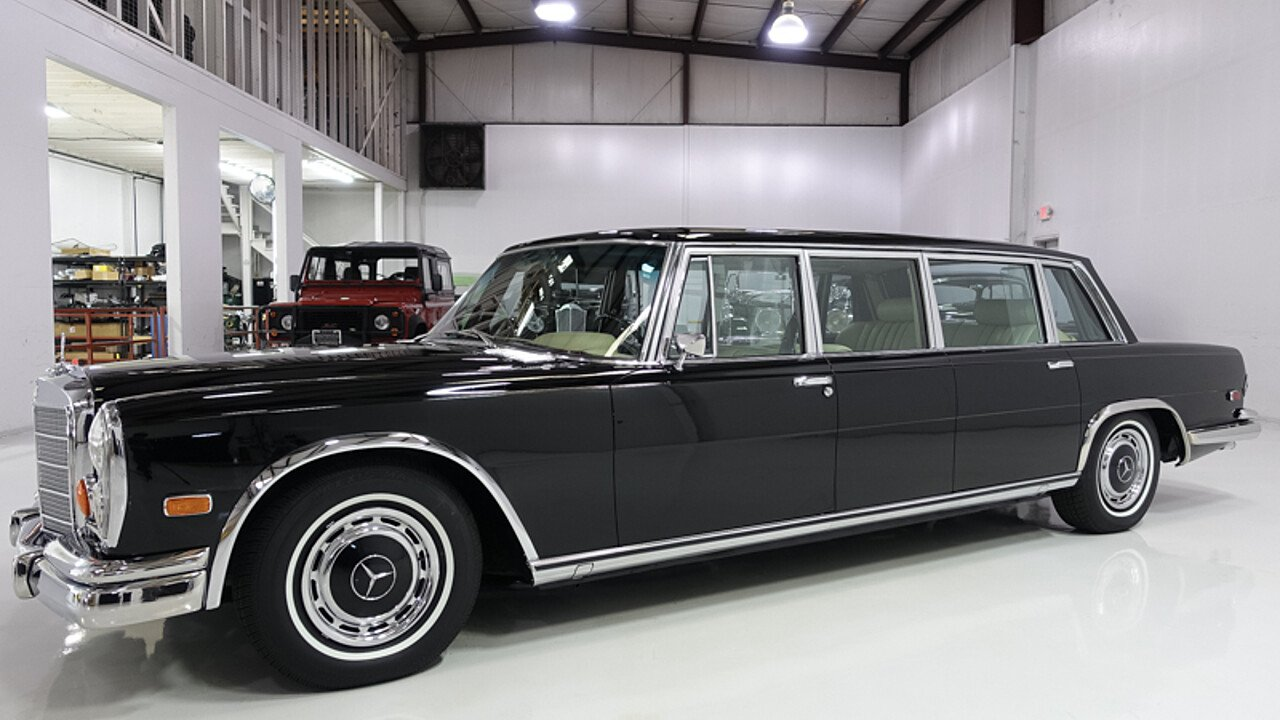 1968 Mercedes-Benz 600 for sale 100967383