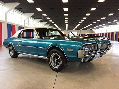 1968 Mercury Cougar for sale 100730914