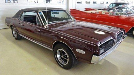 1968 Mercury Cougar for sale 100744333