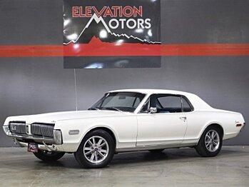 1968 Mercury Cougar for sale 100756343