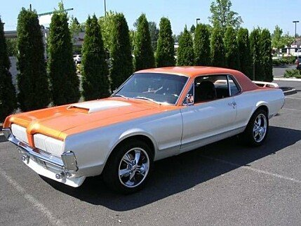 1968 Mercury Cougar for sale 100829021