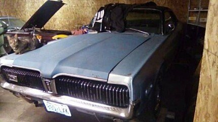 1968 Mercury Cougar for sale 100838470