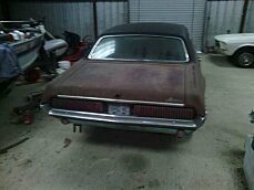 1968 Mercury Cougar for sale 100844371