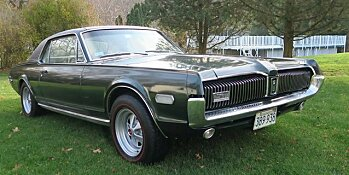 1968 Mercury Cougar for sale 100843232
