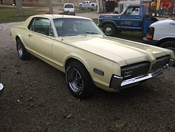 1968 Mercury Cougar for sale 100853207