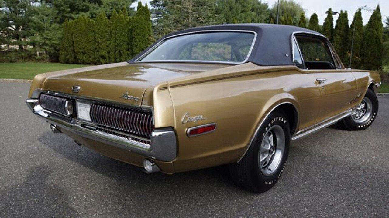 1968 mercury cougar for sale 100913517