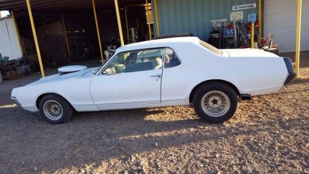 1968 Mercury Cougar For Sale Near Cadillac Michigan 49601
