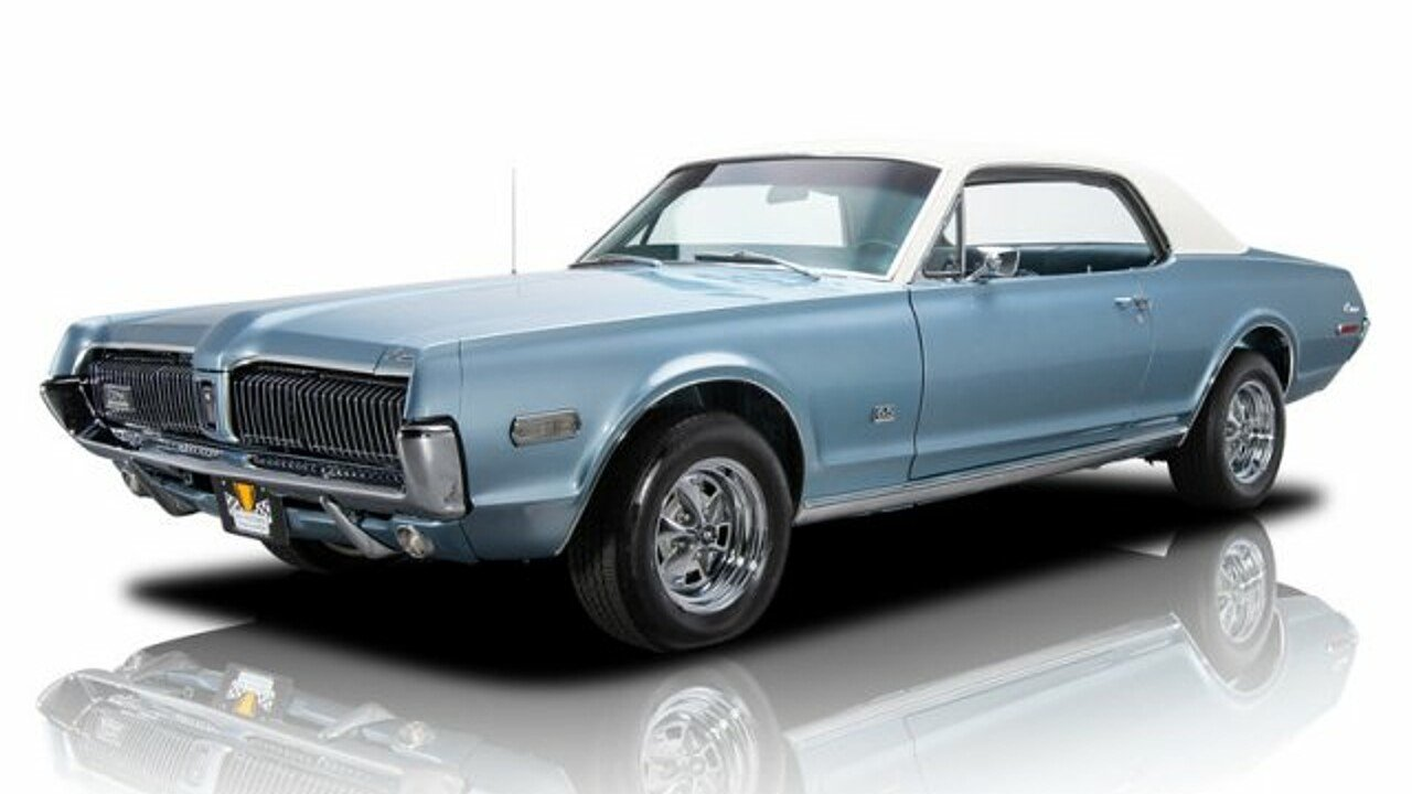 1968 Mercury Cougar for sale 101045784