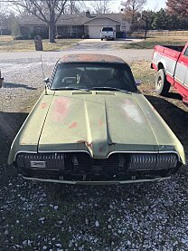 1968 Mercury Cougar Coupe for sale 100966370