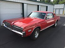 1968 Mercury Cougar Coupe for sale 101004117