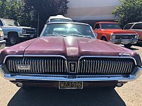 1968 Mercury Cougar XR7 Coupe for sale 101041948