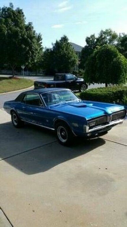 1968 Mercury Cougar for sale 100828625