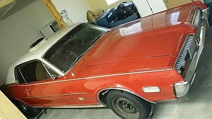 1968 Mercury Cougar for sale 100830742