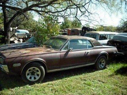 1968 Mercury Cougar for sale 100875385