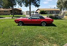 1968 Mercury Cougar for sale 100892980