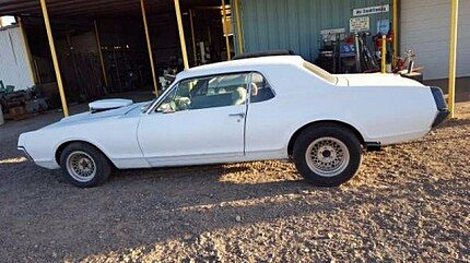 1968 Mercury Cougar for sale 100923602
