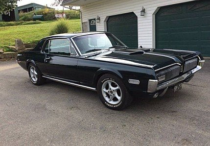 1968 Mercury Cougar for sale 100931685