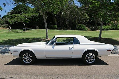 1968 Mercury Cougar Coupe for sale 100969202