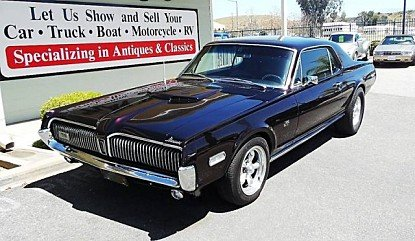 1968 Mercury Cougar for sale 100979190