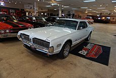 1968 Mercury Cougar for sale 100981288