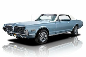 1968 Mercury Cougar for sale 101045784