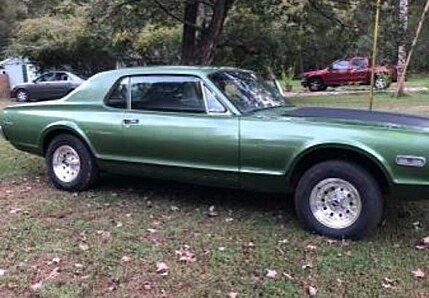 1968 Mercury Cougar for sale 101049083
