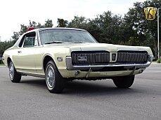 1968 Mercury Cougar for sale 101049151