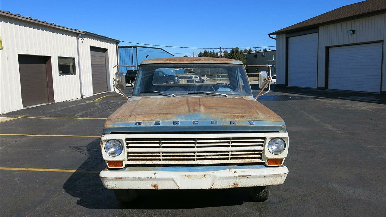 1968 Mercury M-100 for sale near Manitowoc, Wisconsin 54220 ...