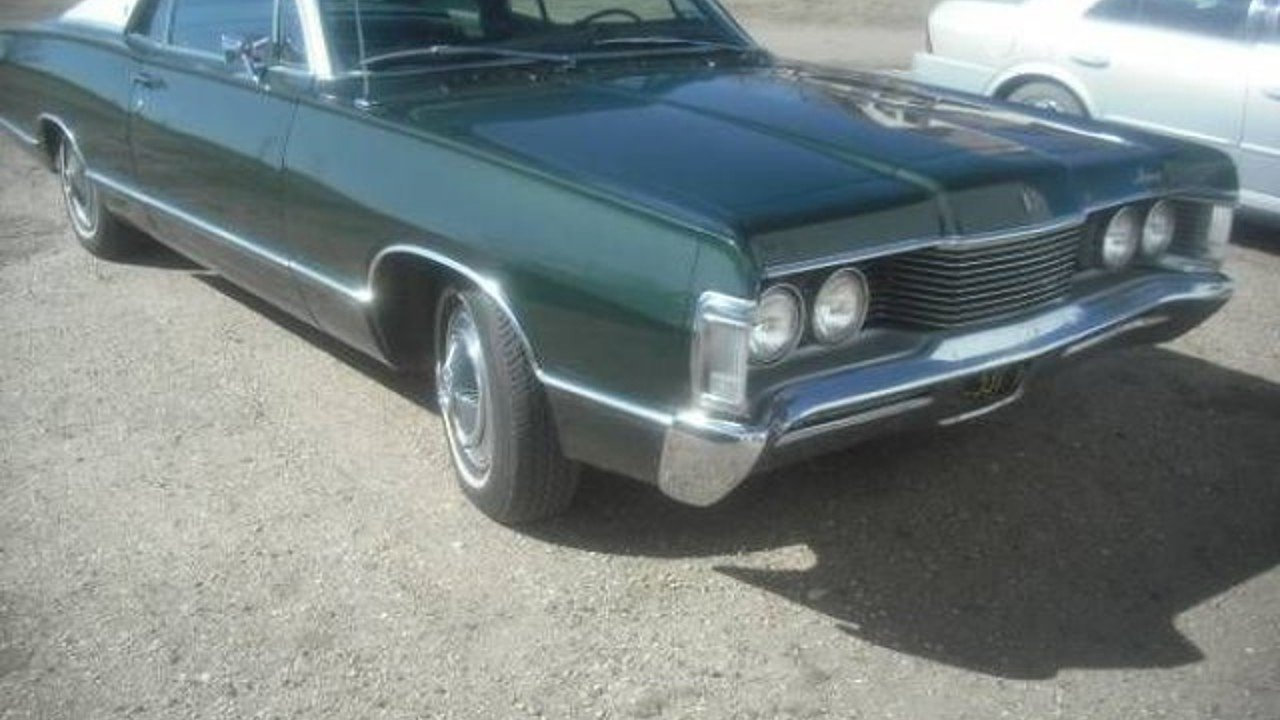 1968 Mercury Marquis for sale 100967590