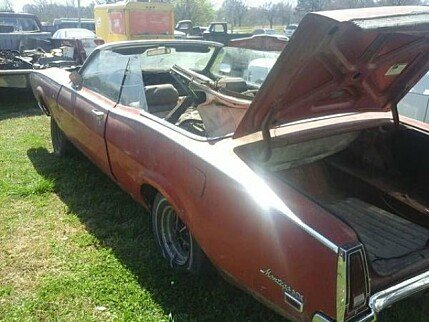 1968 Mercury Montego for sale 100837806