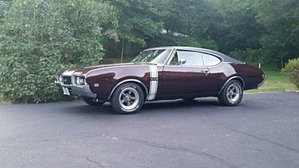 1968 Oldsmobile 442 for sale 100728466