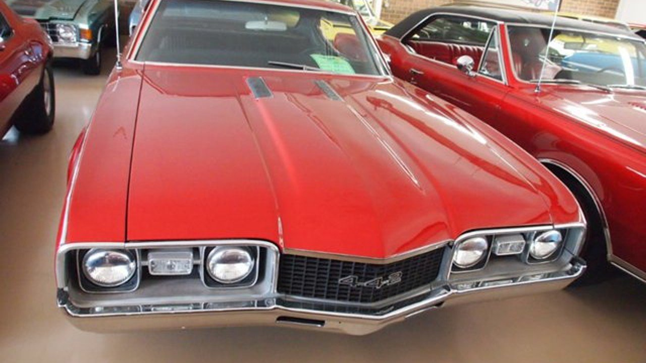 1968 Oldsmobile 442 for sale 100856910