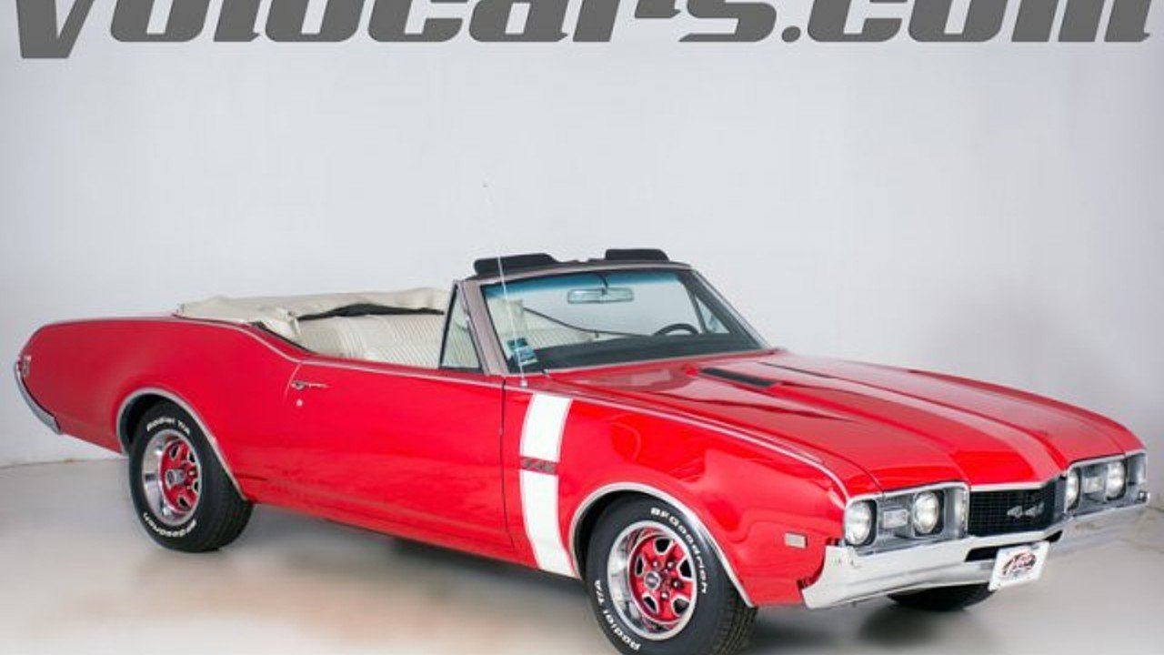 1968 Oldsmobile 442 for sale 100925009