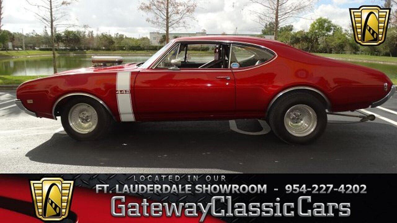 1968 Oldsmobile 442 for sale near O Fallon, Illinois 62269 ...