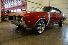 1968 Oldsmobile 442 for sale 100984423